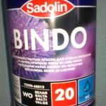 Краска Биндо20 латексная Швеция
